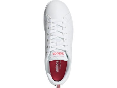 ADIDAS Kinder VS Advantage Clean Schuh Weiß