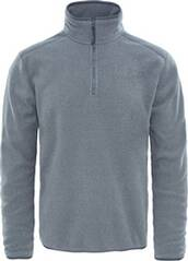 THE NORTH FACE Herren Fleecepullover 100 GLACIER 1/4 ZIP