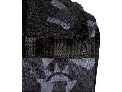 "ADIDAS Sporttasche ""3-Streifen Convertible Graphic Duffelbag S"" Grau"