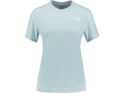 "THENORTHFACE Damen Funktionsshirt ""Active Trail Wool"" Blau"