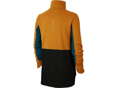 "NIKE Damen Laufshirt ""Nike Repel"" Langarm Blau"