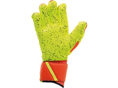 UHLSPORT Equipment - Torwarthandschuhe Dyn.Impulse Supergrip TW-Handschuh Rot