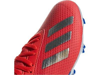 ADIDAS Kinder Fußballschuhe X 18.3 FG Rot