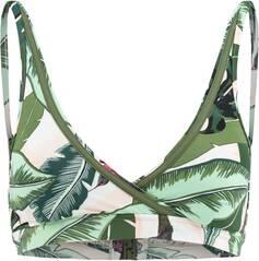 SEAFOLLY Damen Bikini Oberteil Palm Beach