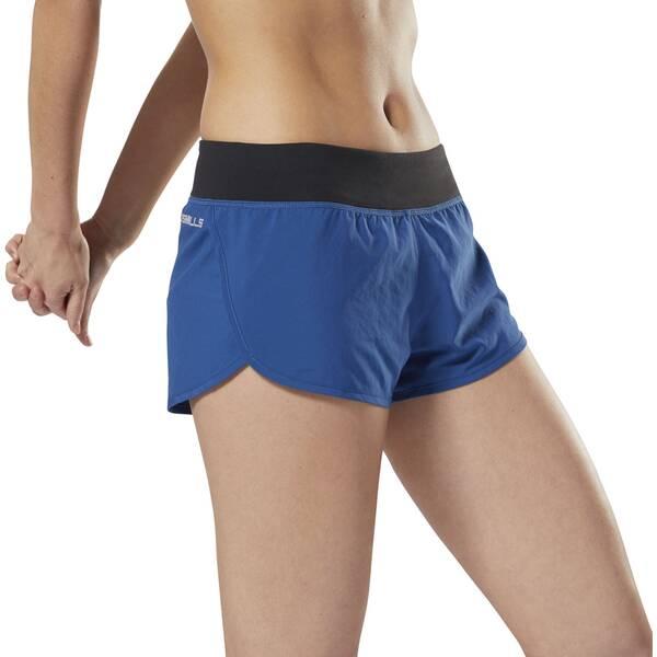 REEBOK Damen LES MILLS™ Woven Shorts (5cm)