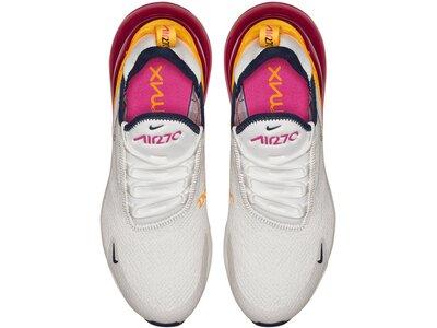 """NIKE Damen Sneaker """"Air Max 270"""" Silber"""