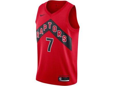 "NIKE Herren Basketballtrikot ""NBA Kyle Lowry Toronto Raptors Icon Edition 2020"" Rot"