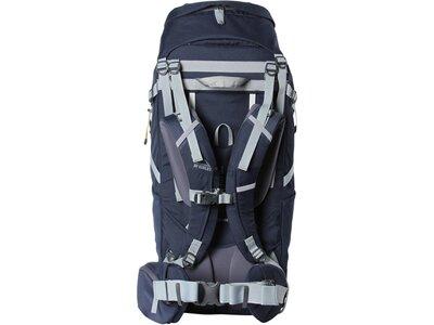 "McKINLEY Wanderrucksack ""Trek-RS Yukon 65 + 10 IV"" Blau"