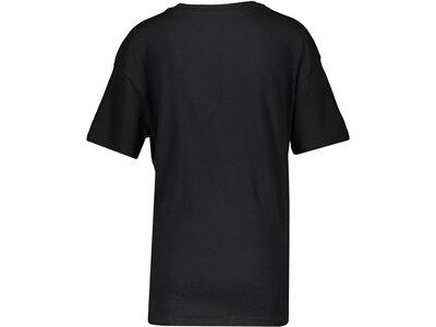 NIKE Lifestyle - Textilien - T-Shirts Novel 2 T-Shirt Damen Schwarz
