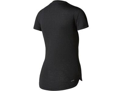 ADIDAS Damen Trainingsshirt Prime Schwarz