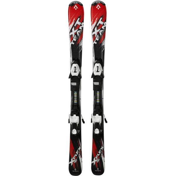 "TECNOPRO Kinder Skier ""XT Team ET Jr."" inkl. Bindung ""ETC45/ETL75"""
