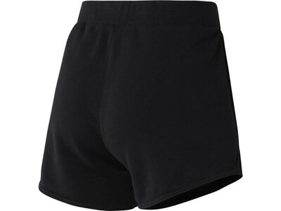 REEBOK Damen Elements Simple Shorts Schwarz