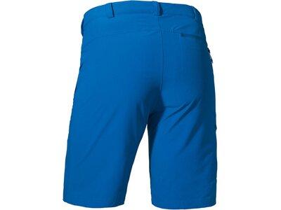 "SCHÖFFEL Herren Wandershorts ""Shorts Folkstone"" Blau"