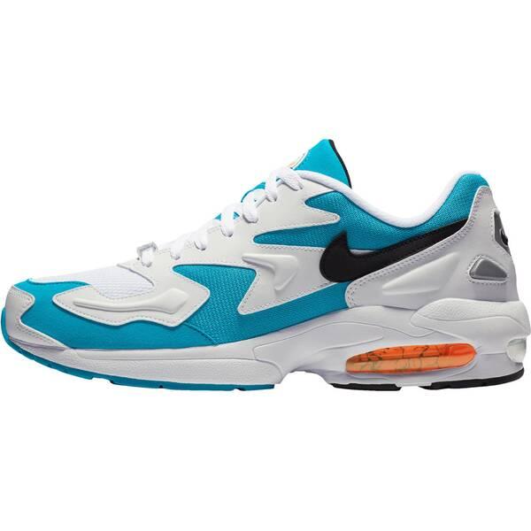 NIKE Herren Sneaker Air Max2 Light
