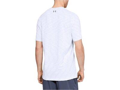 "UNDERARMOUR Herren Trainingsshirt ""Vanish Seamless"" Weiß"