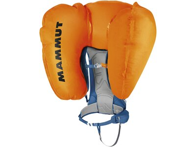 "MAMMUT Lawinenrucksack / Airbagrucksack ""Light Protection Airbag 3.0"" Blau"