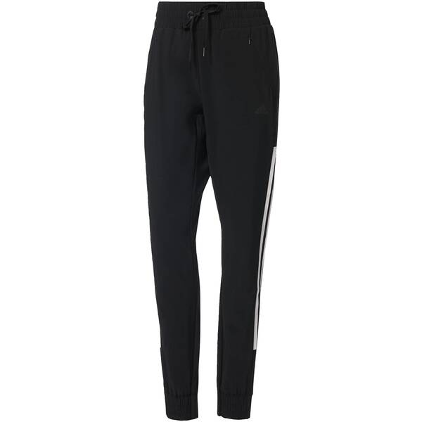 ADIDAS Damen Trainingshose Perf Pant Woven 3 Grau
