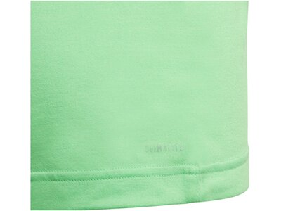 ADIDAS Kinder Fitness-Shirt Kurzarm Grün