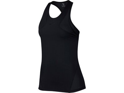 NIKE Damen Fitness-Top Schwarz