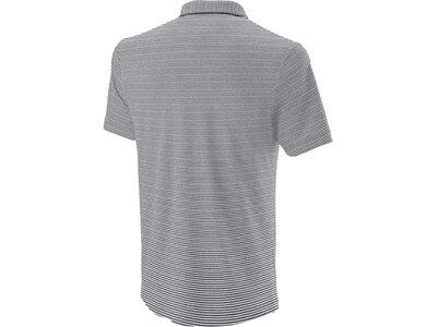 "WILSON Herren Tennis-Poloshirt ""Training"" Kurzarm Weiß"