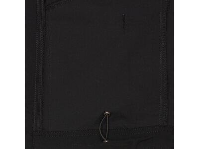 TAO Damen Funktionsjacke mit abnehmbaren Ärmeln aus recyceltem Polyamid BEGA Schwarz
