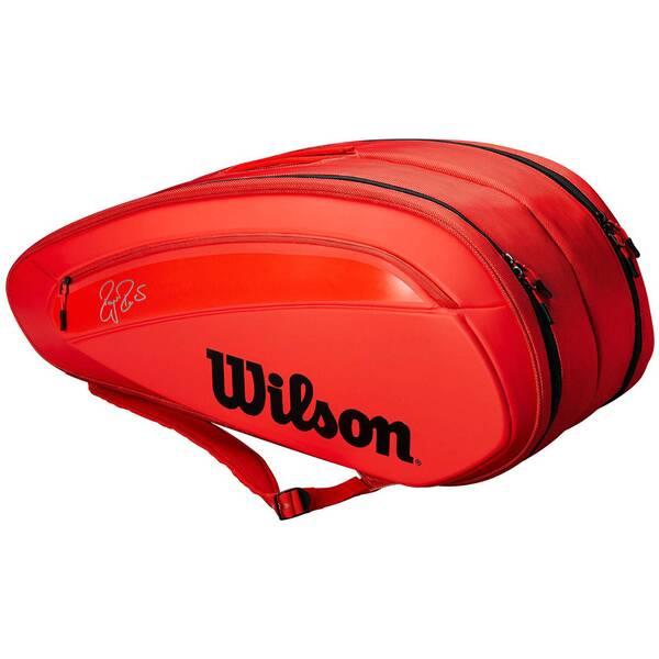 "WILSON Tennistasche ""Federer DNA 2018 12er-Pack"""