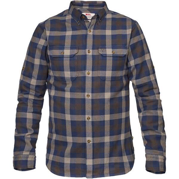 FJÄLLRÄVEN Herren Outdoor-Hemd / Flanellhemd Skog Shirt