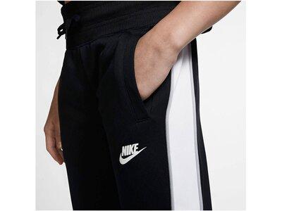 """NIKE Mädchen Sweathose """"Sportswear Heritage"""" Schwarz"""