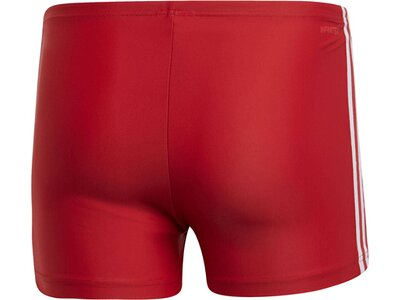 "ADIDAS Herren Badehose ""Fit BX 3S"" Rot"