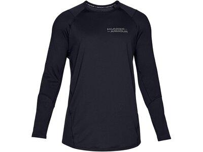 """UNDERARMOUR Herren Trainingsshirt """"MK-1 LS Graphic"""" Schwarz"""
