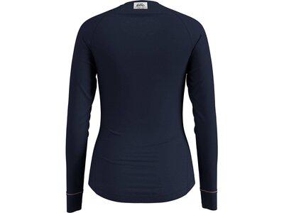 "ODLO Damen Funktionsshirt ""BL Active Warm"" Langarm Grau"