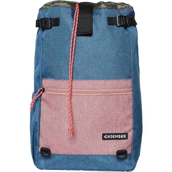 CHIEMSEE Rucksack mit gepolsterten und verstellbaren Schultergurten