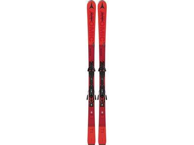 "ATOMIC Slalomskier ""Redster TI"" inkl. Bindung ""FT 12 GW"" Bunt"