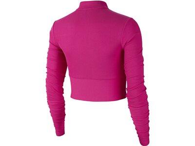 NIKE Lifestyle - Textilien - Sweatshirts Air Crop Top Sweatshirt Damen Pink