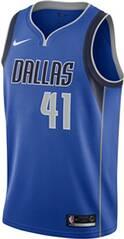 "NIKE Herren Basketballtrikot ""Dallas Mavericks Dirk Novitzki"""