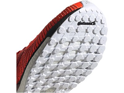 ADIDAS Running - Schuhe - Neutral Solar Boost 19 Running Rot