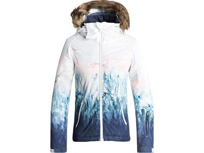 "ROXY Mädchen Ski-und Snowboardjacke ""Jet Ski"" Blau"