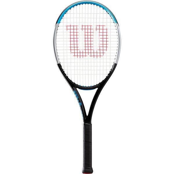 """WILSON Tennisschläger """"Ultra 100UL V3"""" - besaitet - 16 x 19"""
