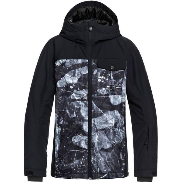 """QUIKSILVER Jungen Ski-und Snowboardjacke """"MIssion Black"""""""
