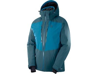 "SALOMON Herren Skijacke ""Icefrost"" Blau"