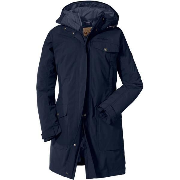 SCHÖFFEL Damen Bergjacke 3in1 Jacket Storm Range L1