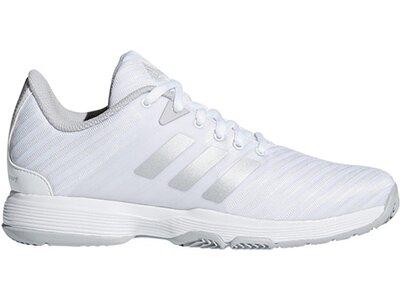 """ADIDAS Damen Tennisschuhe Allcourt """"Barricade Court"""" Weiß"""