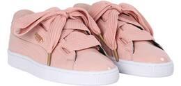 "Vorschau: PUMA Damen Sneaker ""Basket Heart Patent"""