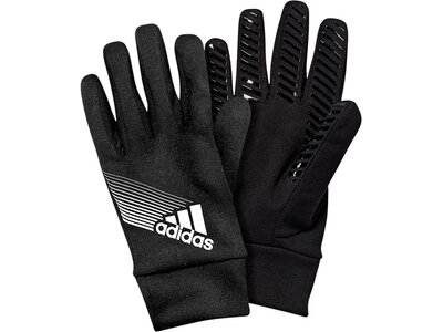 ADIDAS Handschuhe Fieldplayer Clima Proof Schwarz