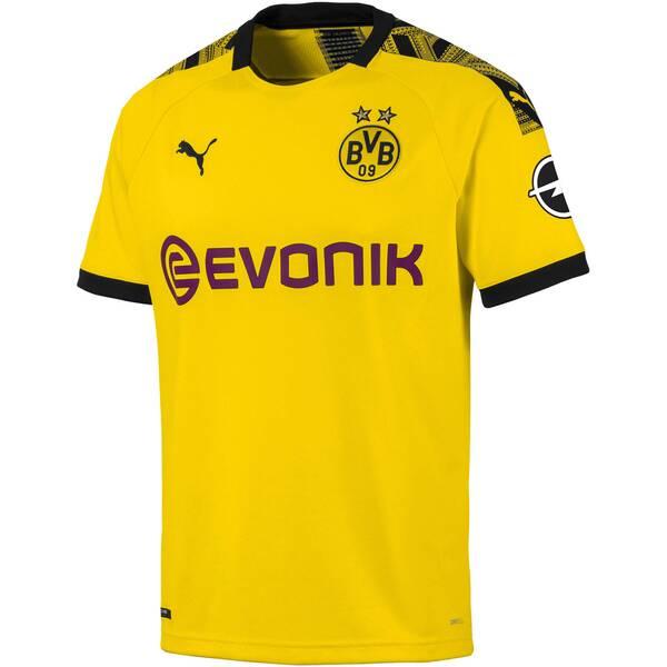 "PUMA Herren Fußball-Trikot ""BVB Home Shirt"" Kurzarm - Replica"