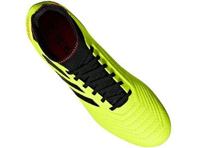 ADIDAS Fußball - Schuhe - Kunstrasen Predator 18.3 AG Schwarz