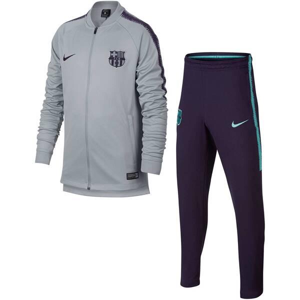 NIKE Jungen Fußball Trainingsanzug FC Barcelona Dry Squad