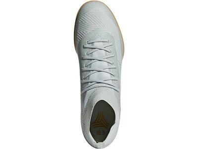 ADIDAS Herren Fußballschuhe Nemeziz Tango 18.3 IN Weiß