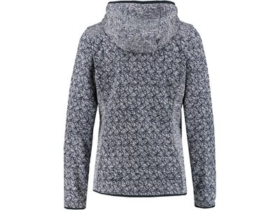 "McKINLEY Damen Fleece Powerstretch-Jacke ""Rock Ledges"" Schwarz"