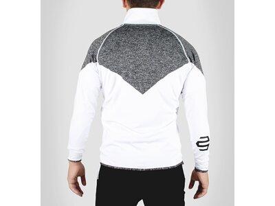 Funktionsjacke Performance Running Jacket Grau
